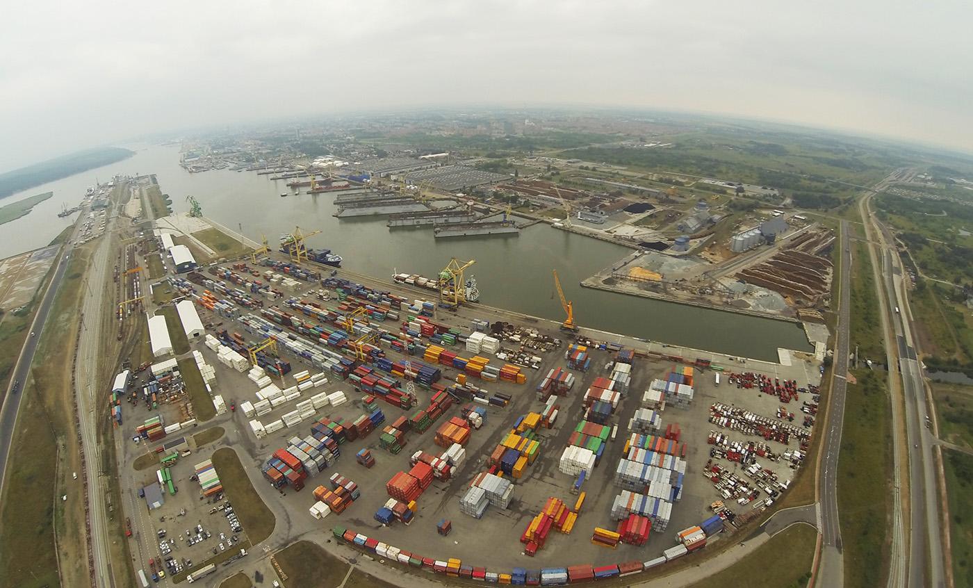 Klaipėda, Malkų įlanka, Poveikio aplinkai vertinimas, uostų veikla ir terminalai